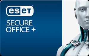 Obrázek ESET Secure Office +, licence pro nového uživatele ve školství, počet licencí 10, platnost 2 roky